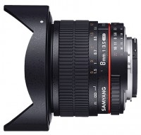 Samyang 8mm f/3.5 AS IF UMC Fish-eye CS II Micro 4/3
