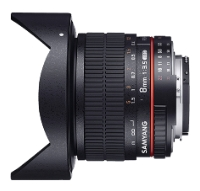 Samyang 8mm f/3.5 AS IF UMC Fish-eye CS II Fujifilm X