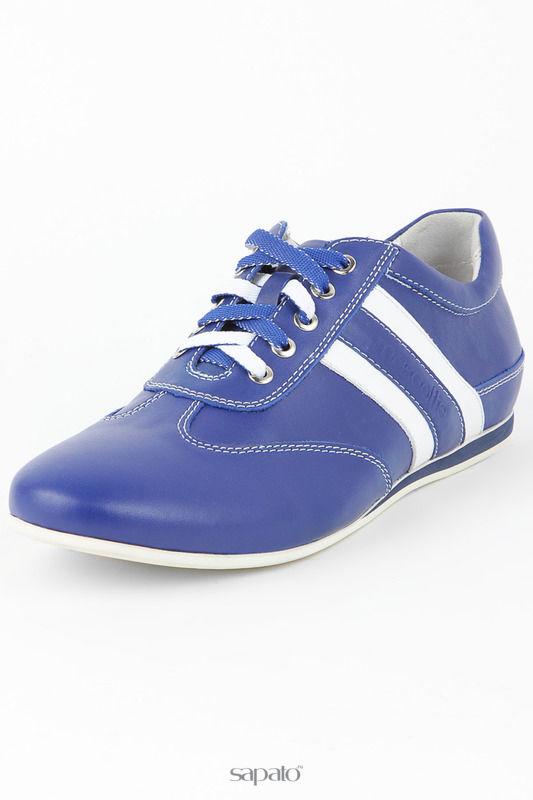 Кроссовки Mascotte Туфли синие