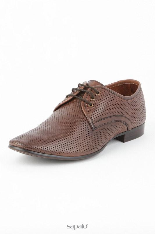 Ботинки Mascotte Полуботинки коричневые