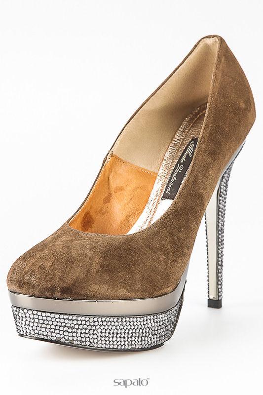 Туфли Alberto Venturini Туфли коричневые