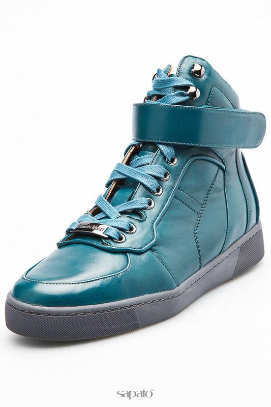 Ботинки Nando Muzi Ботинки зеленые