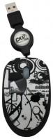 Cirkuit Planet CPL-MM1201 Black-White USB