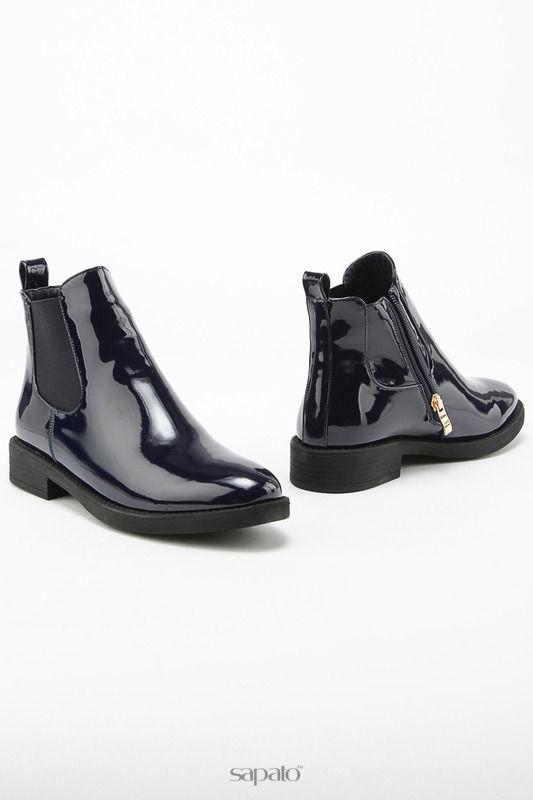 Ботинки DONNA BALIZZA Ботинки синие