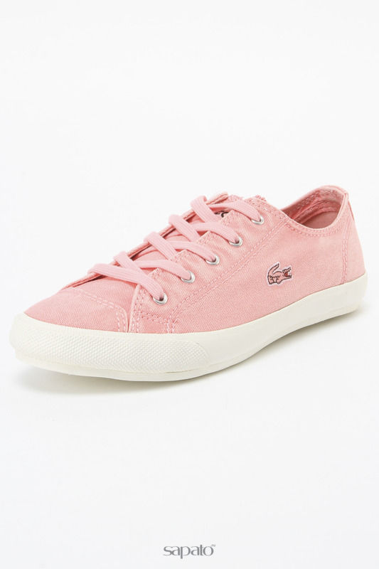Кеды Lacoste Кеды розовые