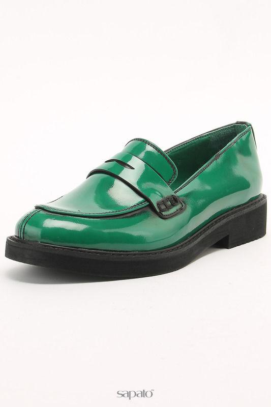 Туфли DONNA BALIZZA Туфли зеленые