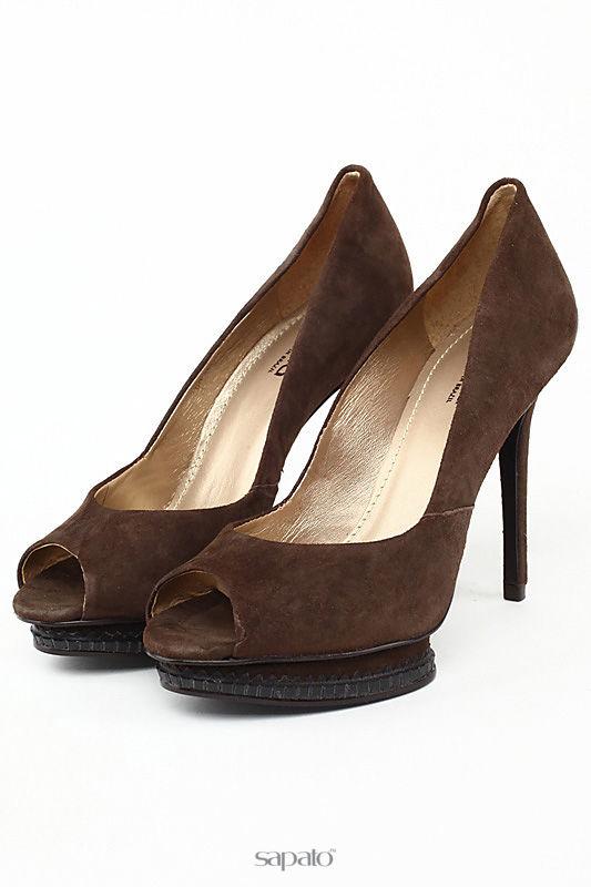 Туфли Burana Туфли коричневые