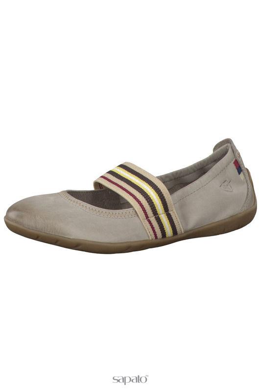 Туфли Tamaris Туфли коричневые