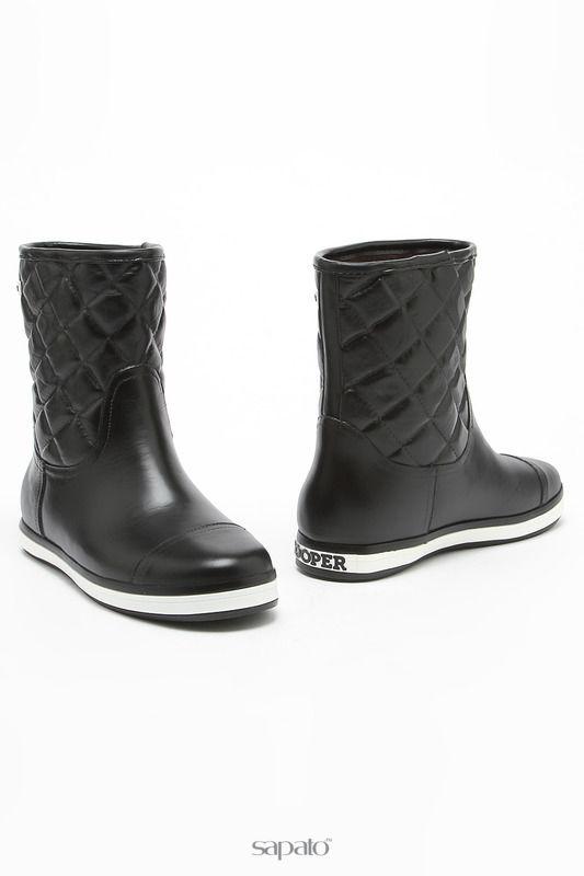Ботинки Cooper Ботинки чёрные