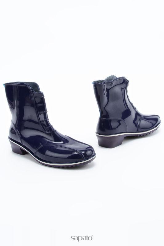 Ботинки ДЮНА Ботинки синие