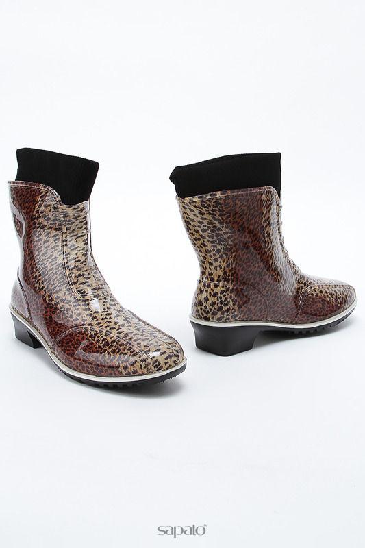 Ботинки ДЮНА Ботинки коричневые