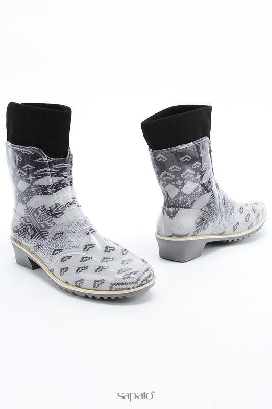 Ботинки ДЮНА Ботинки чёрные