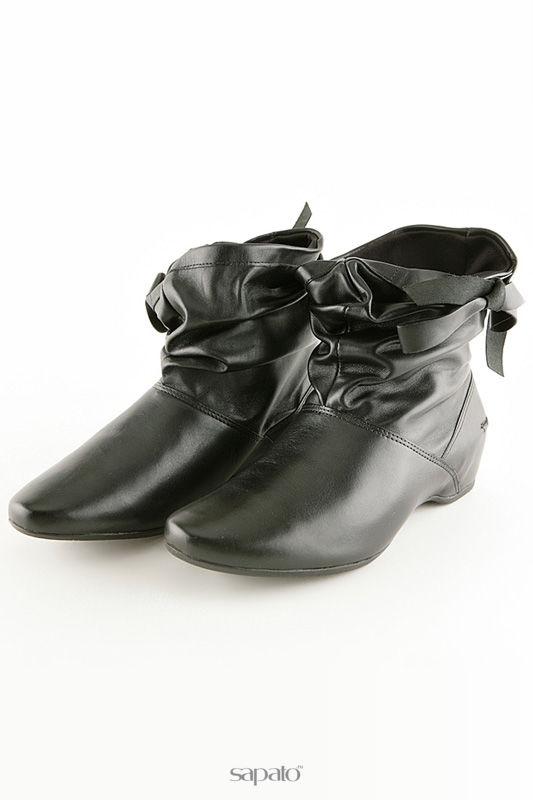 Ботинки Capriccio Ботинки чёрные