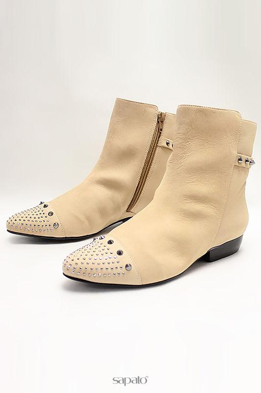 Ботинки Capriccio Ботинки бежевые