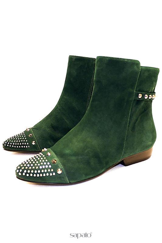 Ботинки Capriccio Ботинки зеленые