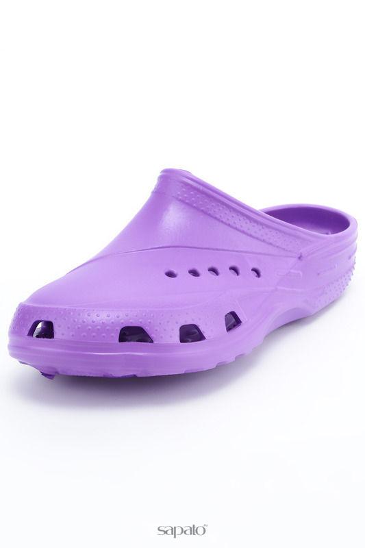 Сабо ДЮНА Сабо фиолетовые