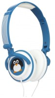 Kitsound My Doodles Penguin On-Ear