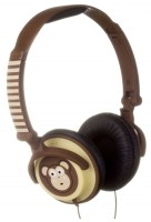 Kitsound My Doodles Monkey On-ear