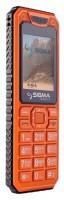 Sigma mobile X-style 11 Dragon
