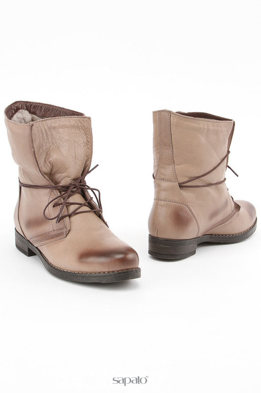 Ботинки marco rometti Ботинки зимние серые