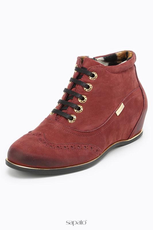 Ботинки C&S Ботинки красные