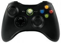 Microsoft Xbox 360 Wireless Controller With Play & Charge Kit