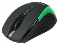 Maxxtro Mr-401 Black-Green USB