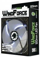 GameMax WindForce 4 x White LED