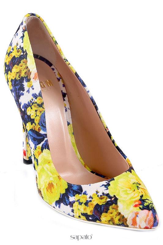 Туфли MSGM Туфли жёлтые
