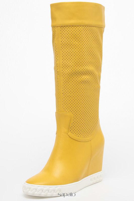 Сапоги Carlabei Сапоги жёлтые