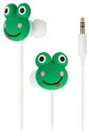 Kitsound My Doodles Frog In-ear