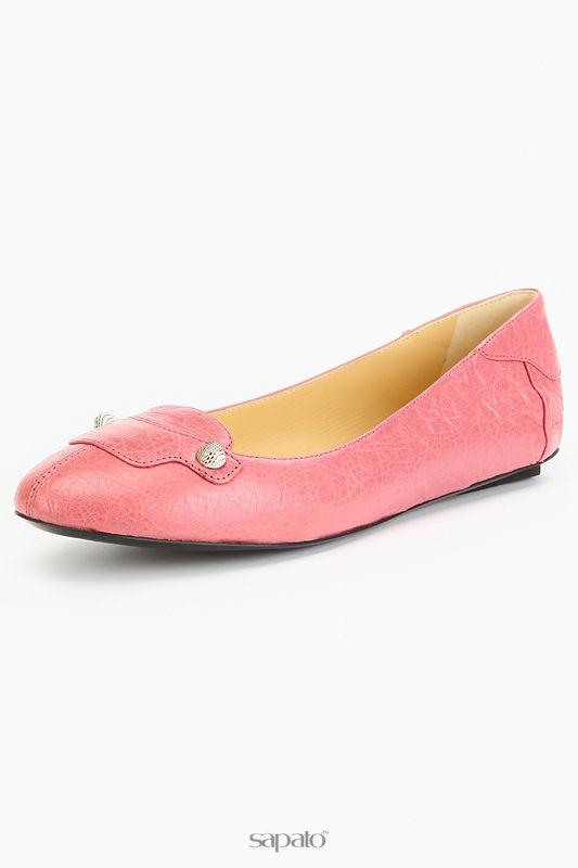 Балетки Balenciaga Балетки розовые