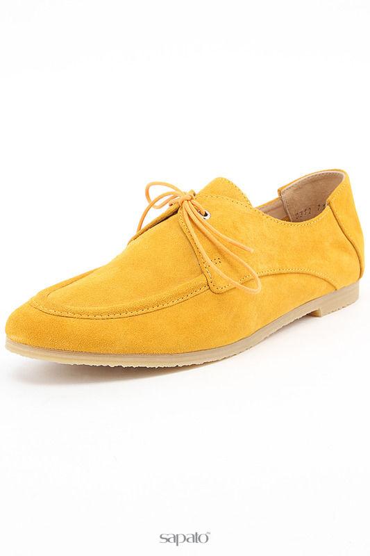 Мокасины Hogl Мокасины жёлтые