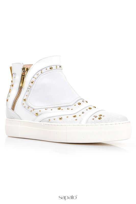 Ботинки Barracuda Ботинки белые