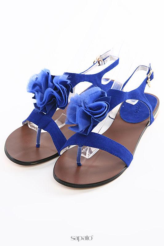 Сандалии Riccorona Босоножки синие