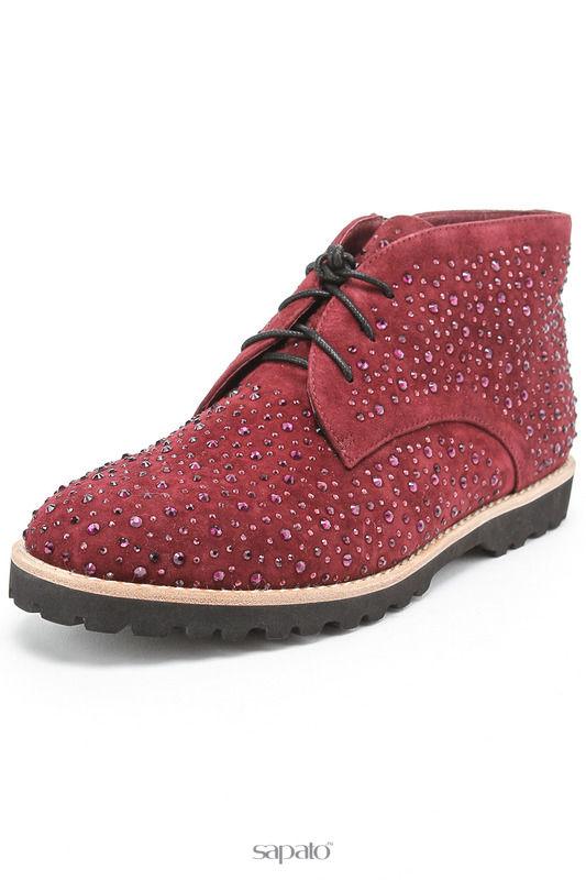 Ботинки Gerzedo Ботинки красные
