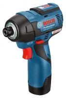 Bosch GDR 10,8 V-EC 2.5Ah x2 L-BOXX
