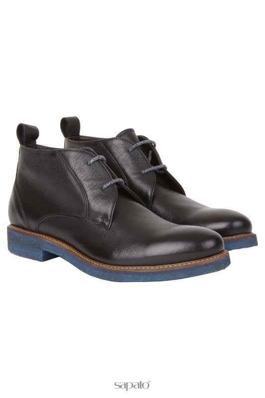 """Ботинки Doucal""""s Ботинки чёрные"""