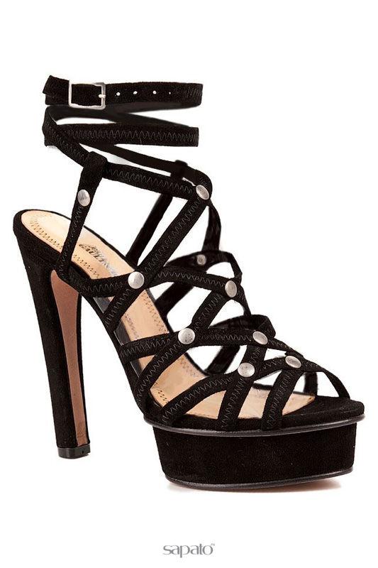 Босоножки Jean Paul Gaultier Босоножки чёрные