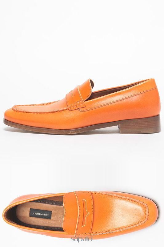 Туфли DSquared2 Туфли оранжевые