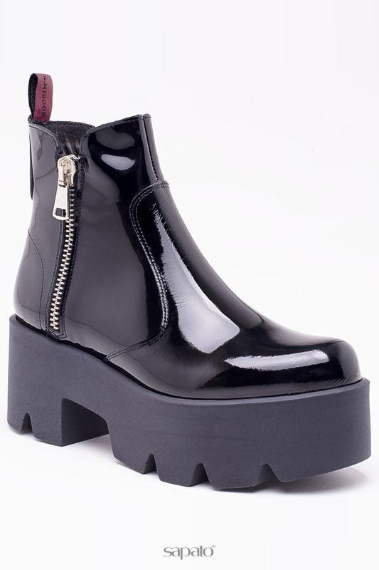 Ботинки Roobins Ботинки фиолетовые