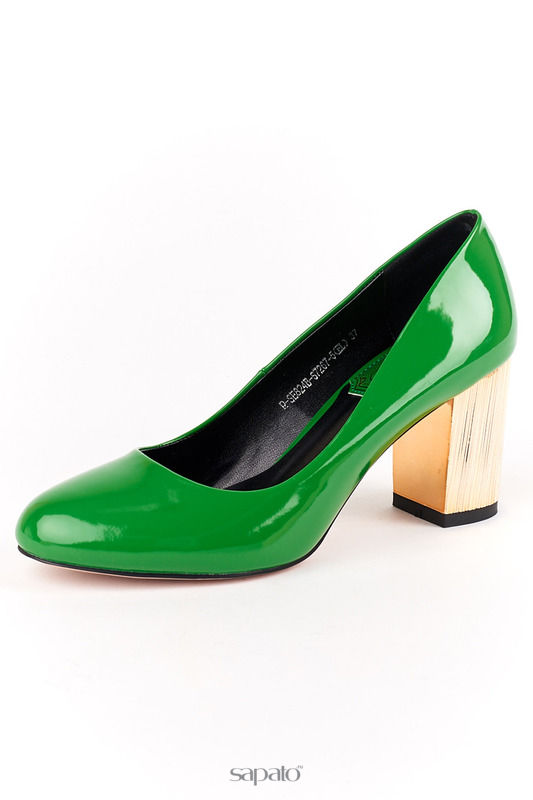 Туфли ELSI Туфли зеленые