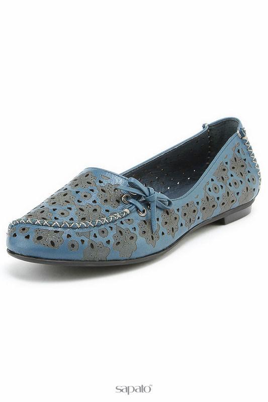 Туфли Shoiberg Туфли голубые