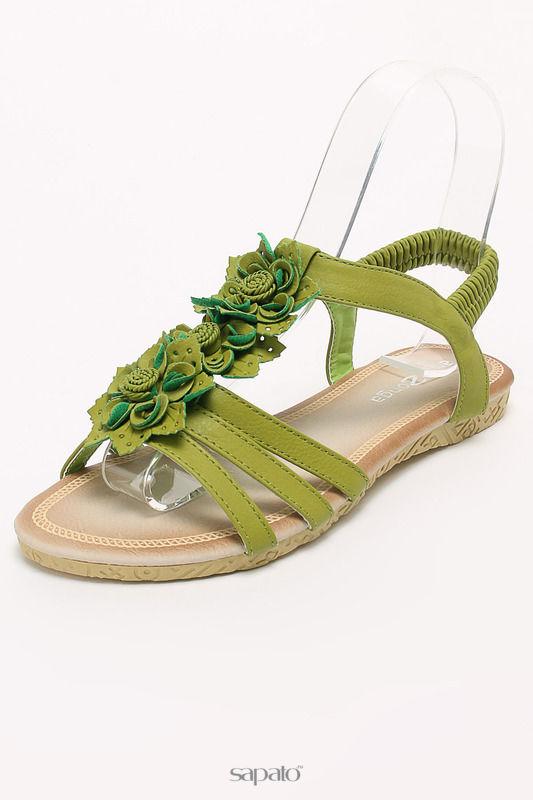 Сандалии Amazonga Сандалии зеленые