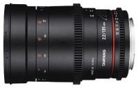 Samyang 135mm T2.2 ED UMC VDSLR Canon M