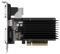 Palit GeForce GT 710 954Mhz PCI-E 2.0 2048Mb 1600Mhz 64 bit DVI HDMI HDCP Silent