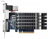 ASUS GeForce GT 710 954Mhz PCI-E 2.0 2048Mb 1800Mhz 64 bit DVI HDMI HDCP