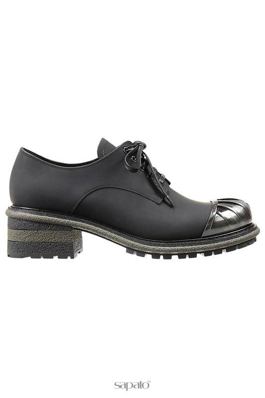 Ботинки Miu Miu Ботинки серые