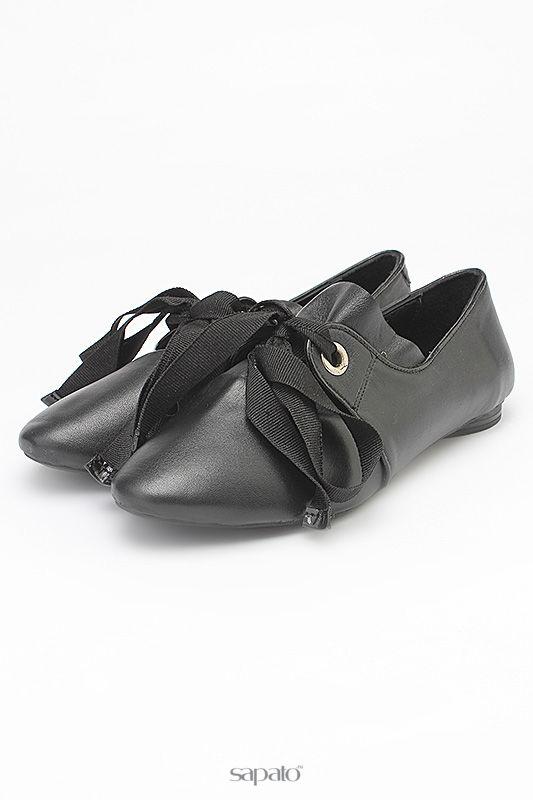 Туфли Aquamarin Закрытые туфли чёрные