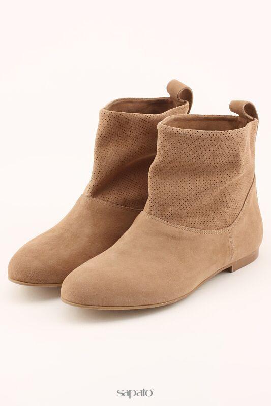 Ботинки Gianmarco Benatti Ботинки бежевые